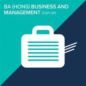 UKCBC BA (Hons) Business and Management Top-Up Course