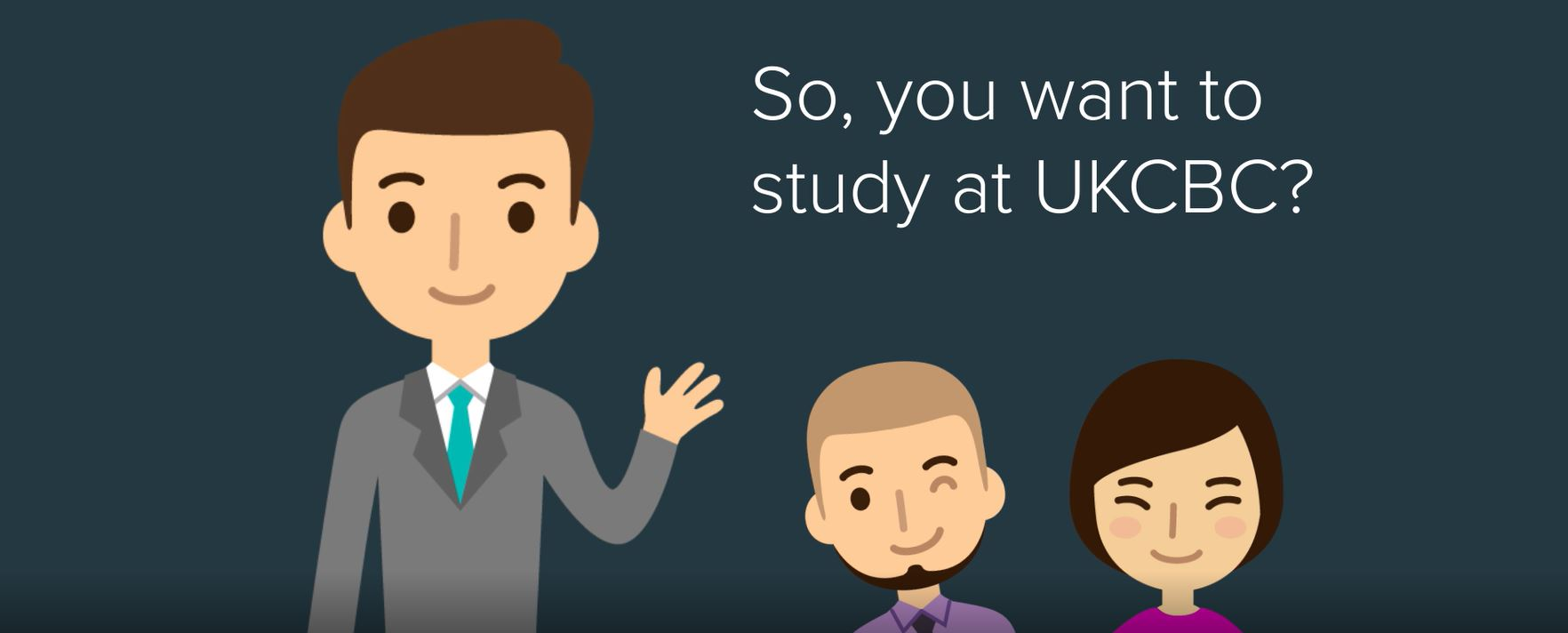 Apply Online for a Course at UKCBC VIDEO