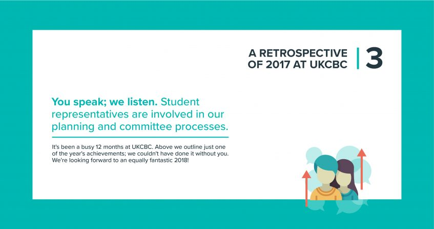 UKCBC achievements 2017 - part 3