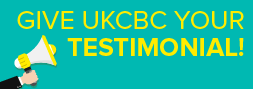 Give Us Your Testimonial - Give your testimonial to UKCBC