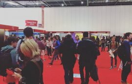 UCAS Higher Education Exhibition 2016 photo 8