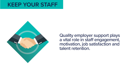 keep your staff - aat