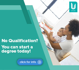 Flexible Degree Entry for Mature Students